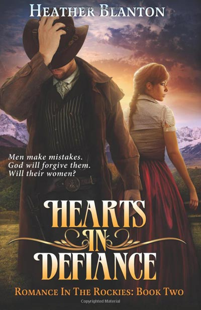 Hearts in Defiance, book 2