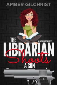 The Librarian Shoots a Gun