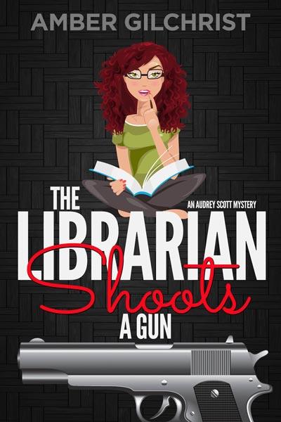 The Librarian Shoots A Gun