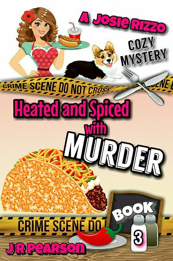 Heated and Spiced With Murder, Book 3
