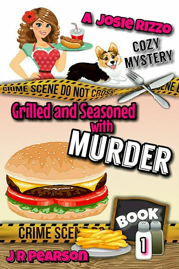 Grilled and Seasoned with Murder, Book 1