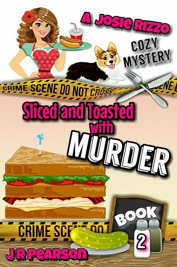Sliced and Toasted with Murder, Book 2