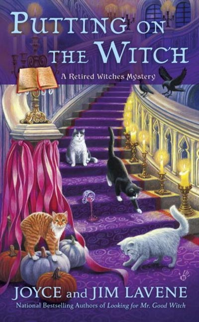 Putting on the Witch—Joyce and Jim Lavene