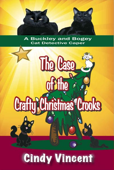 The Case of the Crafty Christmas Crooks
