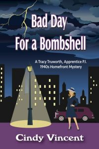 Bad Day for a Bombshell—Cover Reveal