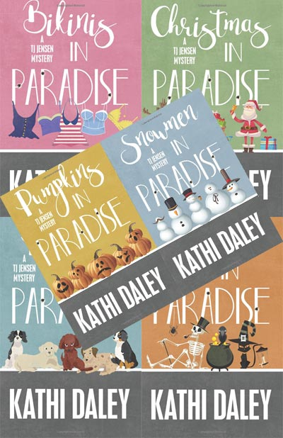 In Paradise with Kathi Daley