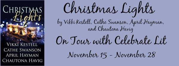 Christmas Lights - banner