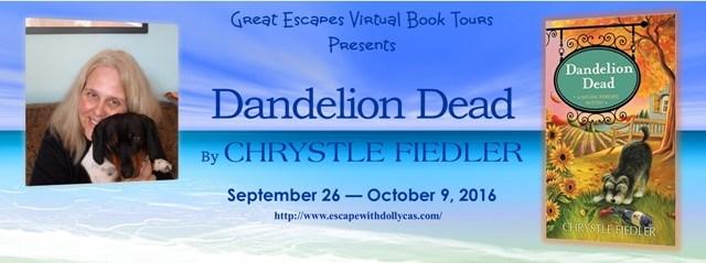 Dandelion Dead- Great Escape Book Tours