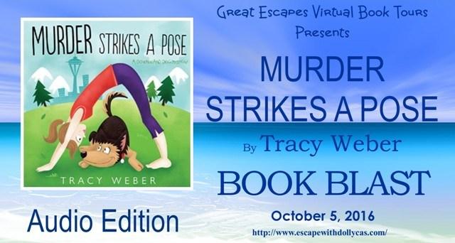Murder Strikes A Pose- Book Blast