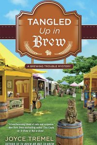 Tangled Up in Brew - Great Escapes Virtual Book Tour
