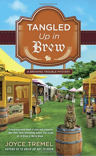 Tangled Up in Brew – Great Escapes Virtual Book Tour