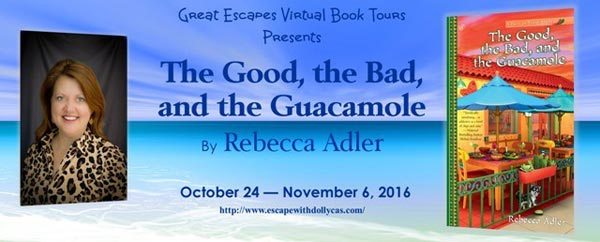 The Good the Bad and the Guacamole - banner