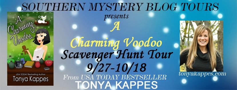 A Charming Voodoo Scavenger Hunt Tour