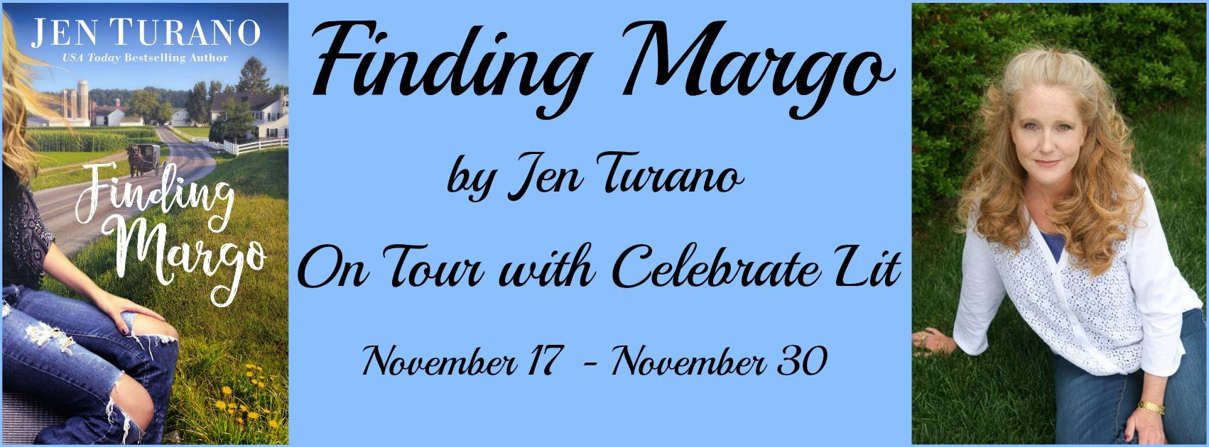 Finding Margo-Celebrate Lit Tour