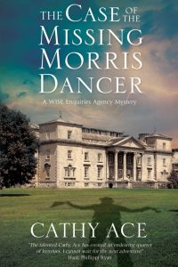 The Case of the Missing Morris Dancer-Review