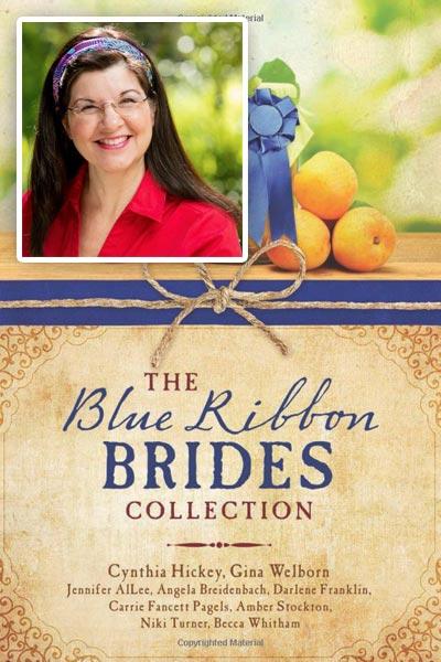 The Blue Ribbon Brides Collection: Author Spotlight with Angela Bridenbach