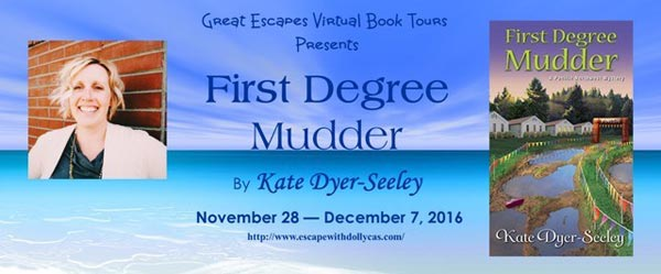 First Degree Mudder - Banner