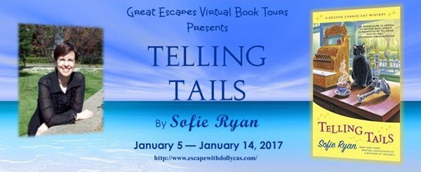 Telling Tails by Sofie Ryan - banner