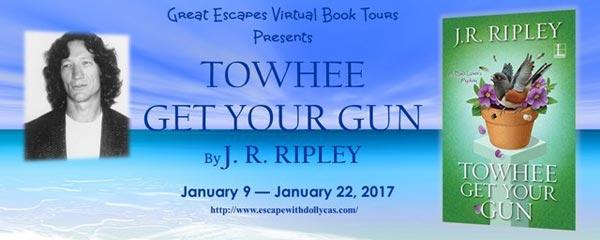 Towhee Get Your Gun - banner