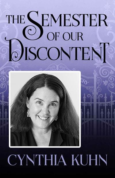 Author Spotlight—Cynthia Kuhn