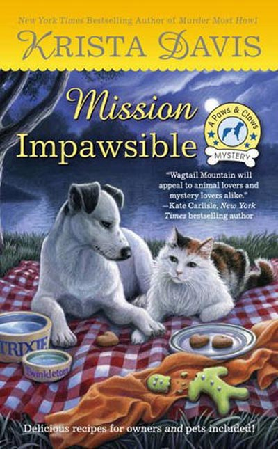 Mission Impawsible (A Paws & Claws Mystery)
