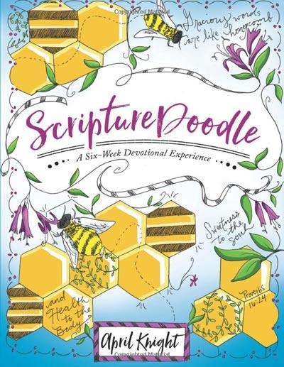 April Knight's Scripture Doodles