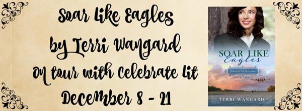 Soar like eagles by Terri Wangard