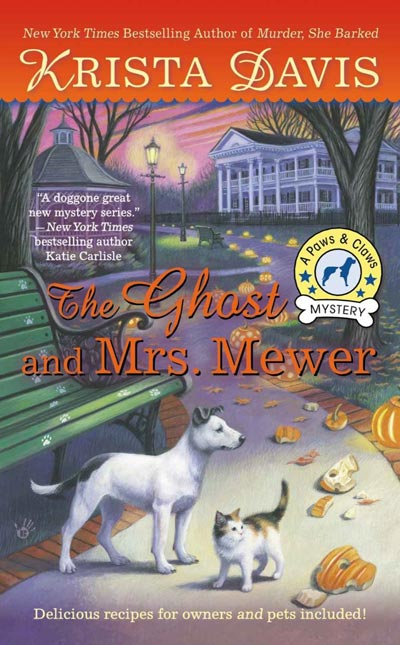 The Ghost and Mrs Mewer