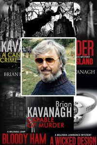 Author Spotlight—Brian Kavanagh
