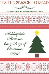 Bibliophile Reviews Cozy Days of Christmas 2016