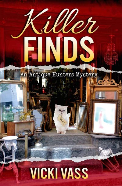 Killer Finds: An Antique Hunters Mystery