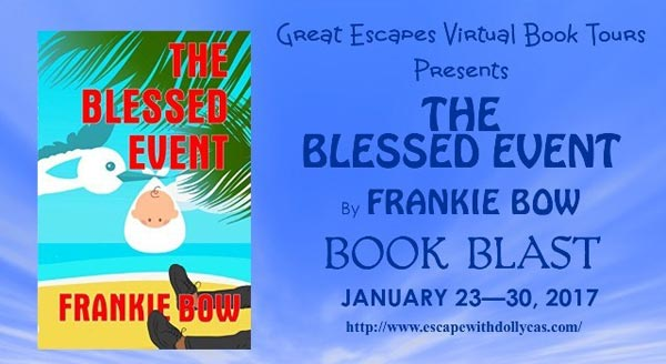 The Blessed Event - banner