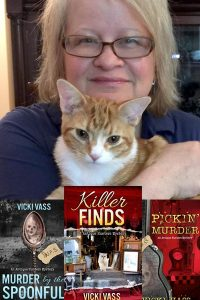 Author Spotlight—Vicki Vass