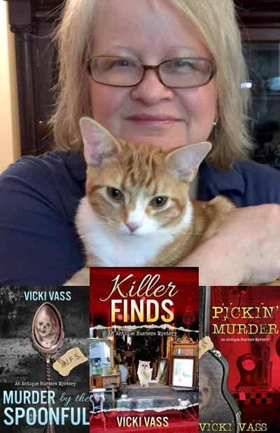 Author Spotlight—Vicki Vass
