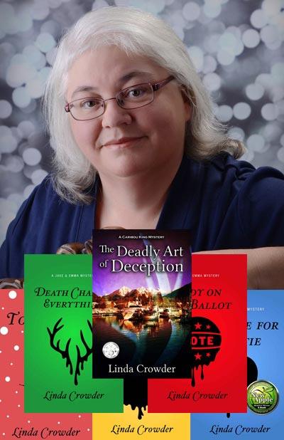 Author Spotlight—Linda Crowder
