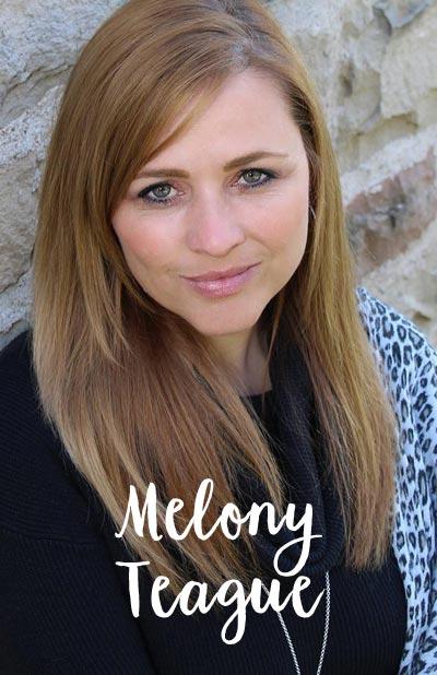 Author Spotlight—Melony Teague