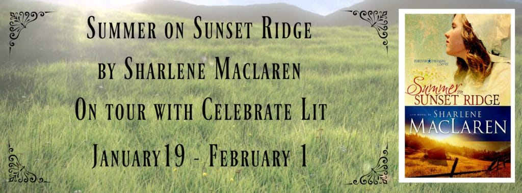 Summer On Sunset Ridge- Celebrate Lit Tour