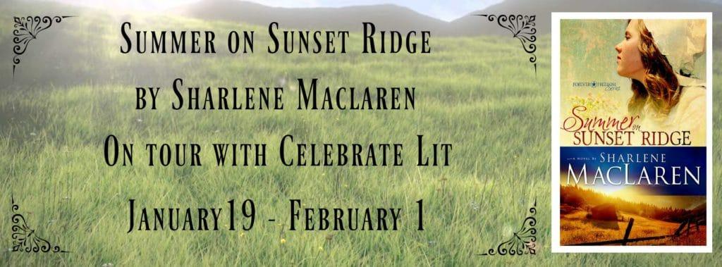 Summer On Sunset Ridge- Celebrate Lit Tour