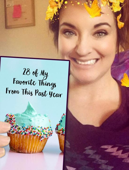 28 of My Favorite Things From This Past Year