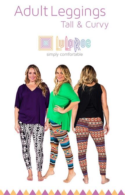LuLa Roe leggings