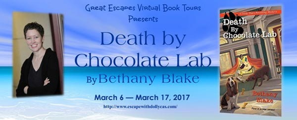 Death by Chocolate Lab - banner