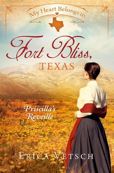 Fort Bliss, Texas by Erica Vetsch