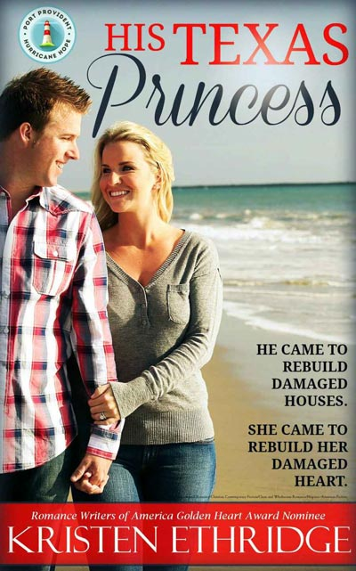 His Texas Princess (Port Provident: Hurricane Hope Book 3)