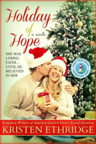Holiday of Hope (Port Provident: Hurricane Hope Book 4)