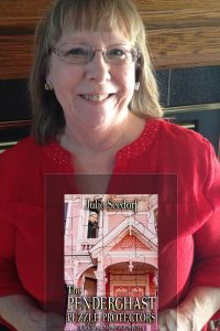 Author Spotlight—Julie Seedorf
