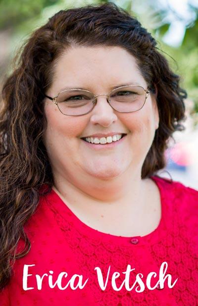 Author Spotlight—Erica Vetsch
