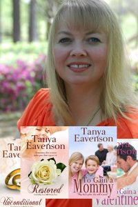 Author Spotlight—Tanya Eavenson
