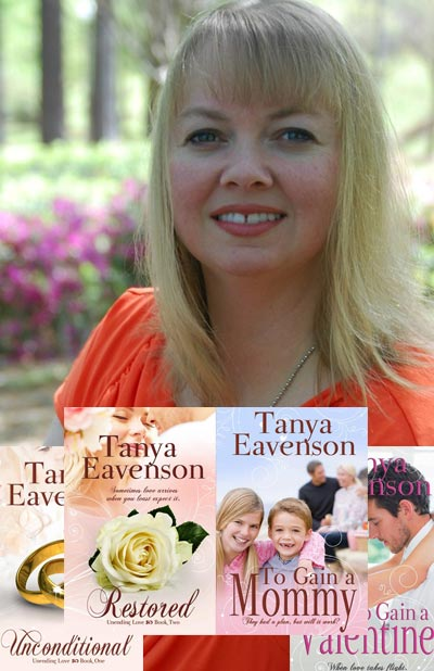 Author Spotlight—Tanya Eavenson
