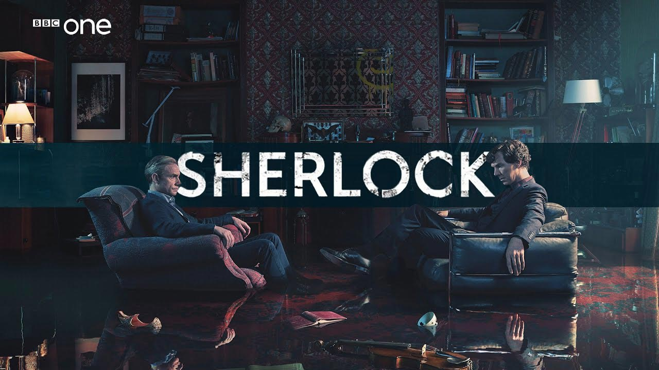 SHERLOCK—It's Not a Game Anymore