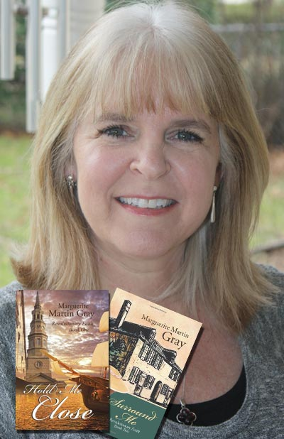 Author Spotlight—Marguerite Martin Gray